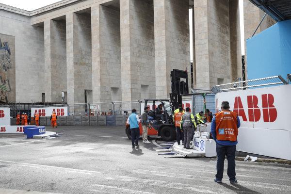 Marshal's repair TecPro barrier