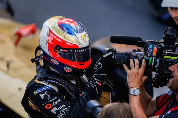 Jean-Eric Vergne (FRA), DS TECHEETAH, DS E-Tense FE19, wins the Monaco ePrix