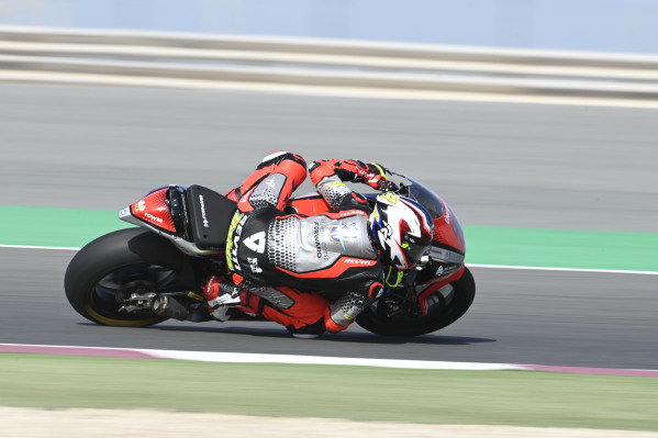 Lorenzo Baldassarri, MV Agusta Forward Racing.