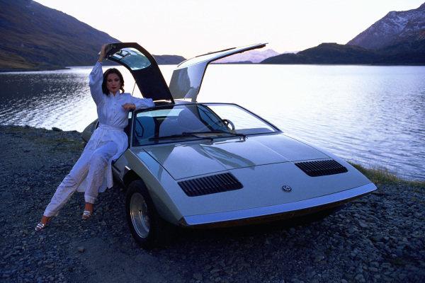 Concept Car, Michelotti Matra Laser, 1972