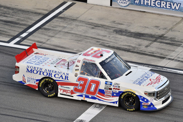 #30: Danny Bohn, On Point Motorsports, Toyota Tundra North American Motor Car