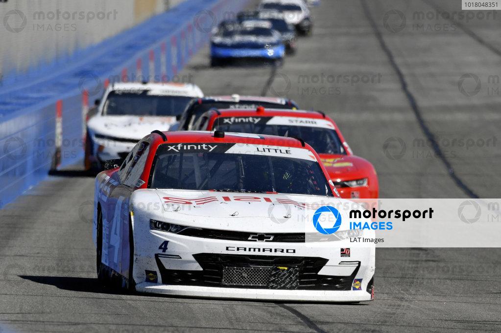 #4: Jesse Little, JD Motorsports, Chevrolet Camaro TeamJDMotorsports.com
