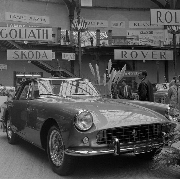 Ferrari 250GT 'Pinin Coupe'