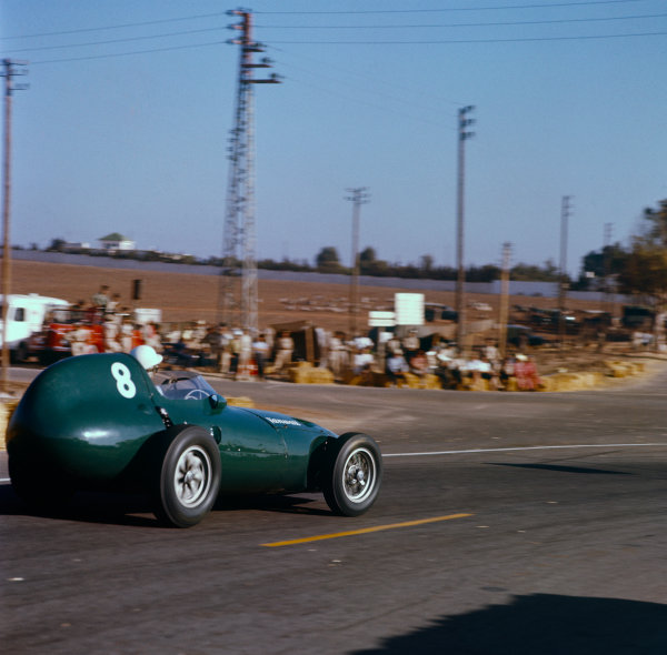 Ain-Diab, Casablanca, Morocco. 17th - 19th October 1958.