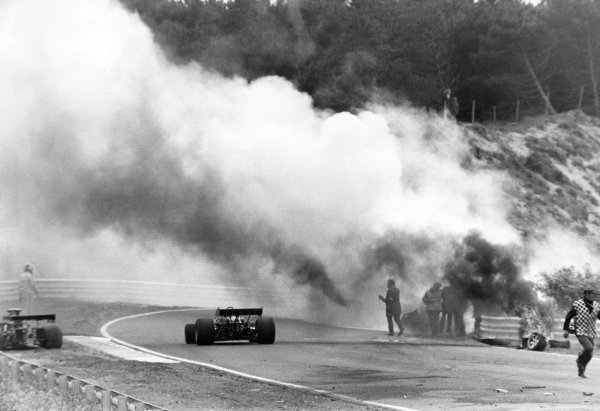 1973 Dutch Grand Prix.