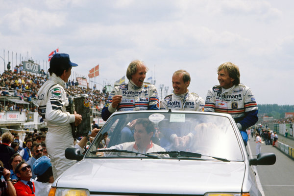 Le Mans, France. 31st May - 1st June 1986.
