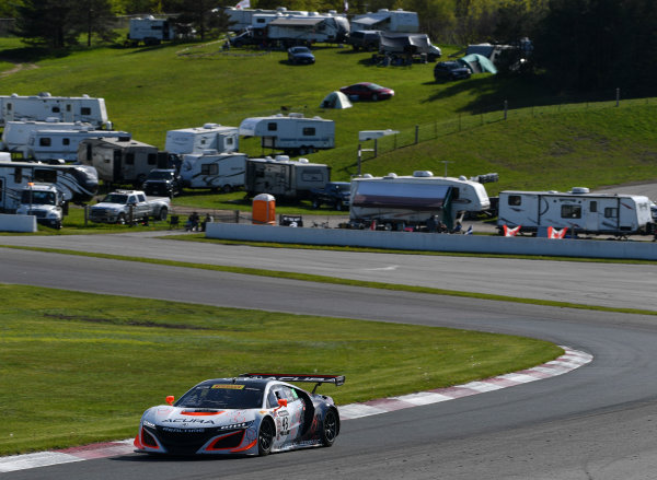Pirelli World Challenge Victoria Day SpeedFest Weekend Canadian Tire Motorsport Park, Mosport, ON CAN Friday 19 May 2017 Ryan Eversley/ Tom Dyer World Copyright: Richard Dole/LAT Images ref: Digital Image RD_CTMP_PWC17035