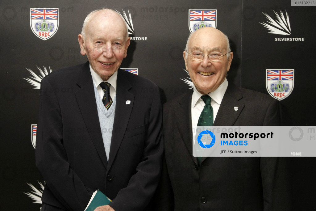 BRDC Annual Awards 2012