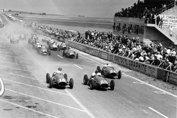 1953 French Grand Prix.