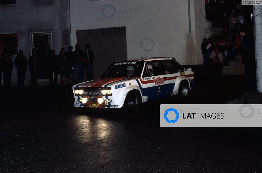 1977 World Rally Championship.