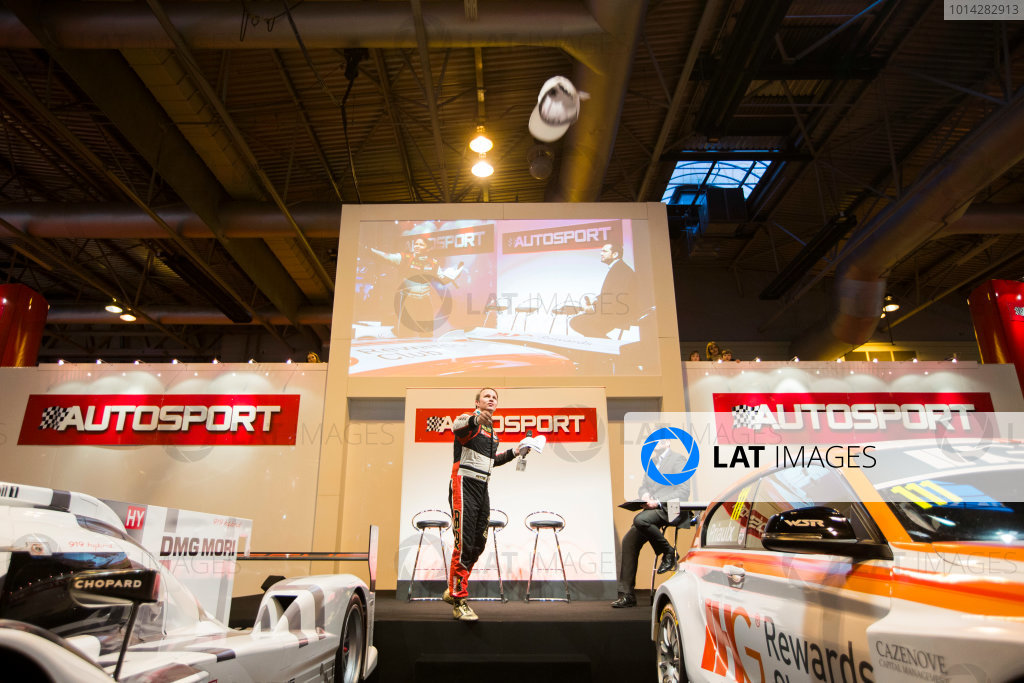 2015 Autosport International