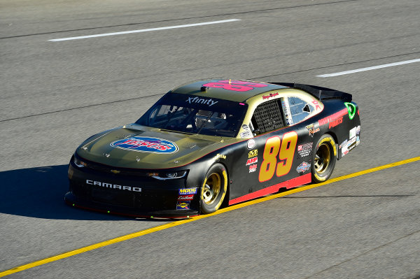 NASCAR XFINITY Series Virginia529 College Savings 250 Richmond Raceway, Richmond, VA USA Friday 8 September 2017 Morgan Shepherd, Visone RV Motorhome Parts Chevrolet Camaro World Copyright: John K Harrelson / LAT Images