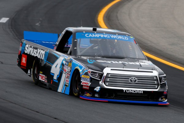 NASCAR Camping World Truck Series UNOH 175  New Hampshire Motor Speedway Loudon, NH USA Friday 22 September 2017 Christopher Bell, SiriusXM Toyota Tundra World Copyright: Lesley Ann Miller LAT Images