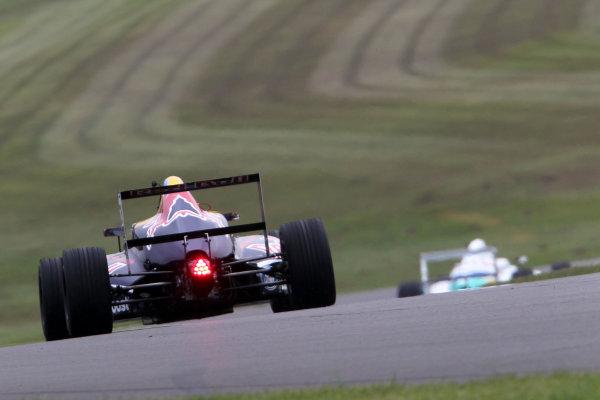 2016 MSA Formula Donington Park, 16th-17th April 2016, Luis Leeds (AUS) TRS Arden MSA Formula  World copyright. Jakob Ebrey/LAT Photographic