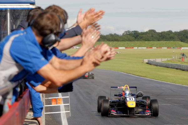 Snetterton, Norfolk. 3rd - 5th August 2012.