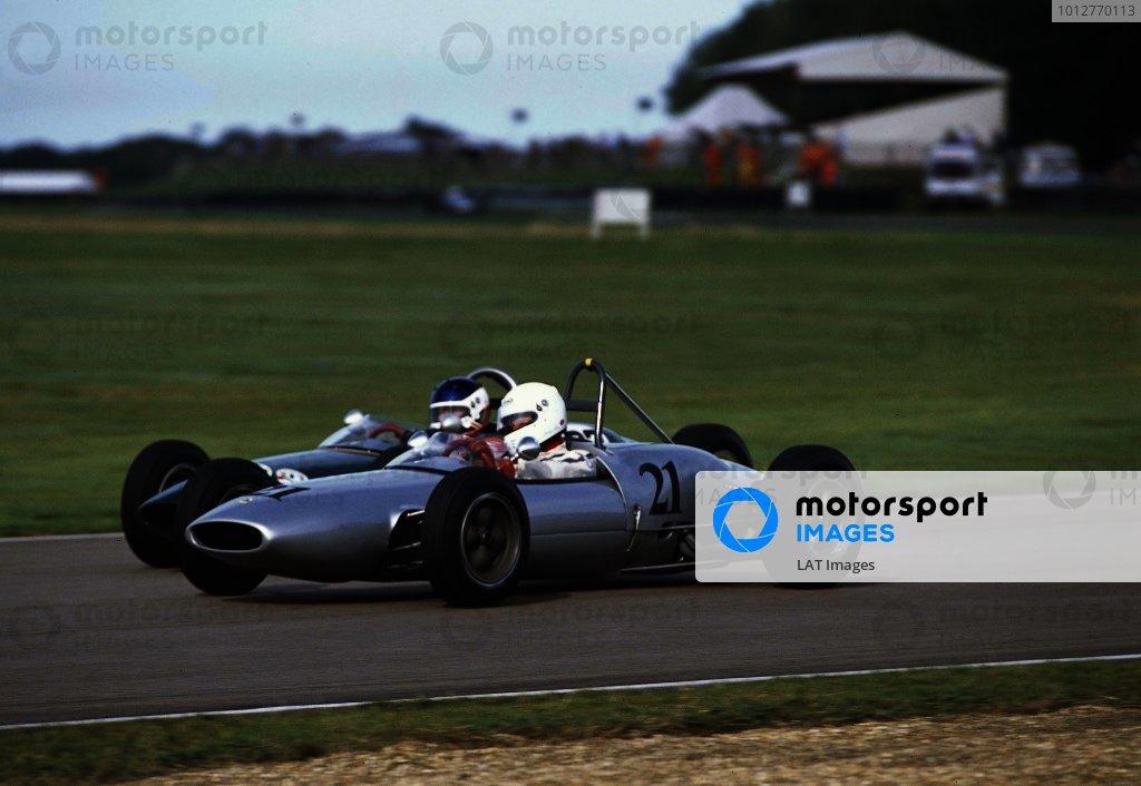 2002 Goodwood Motor Circuit Revival, Goodwood, England.