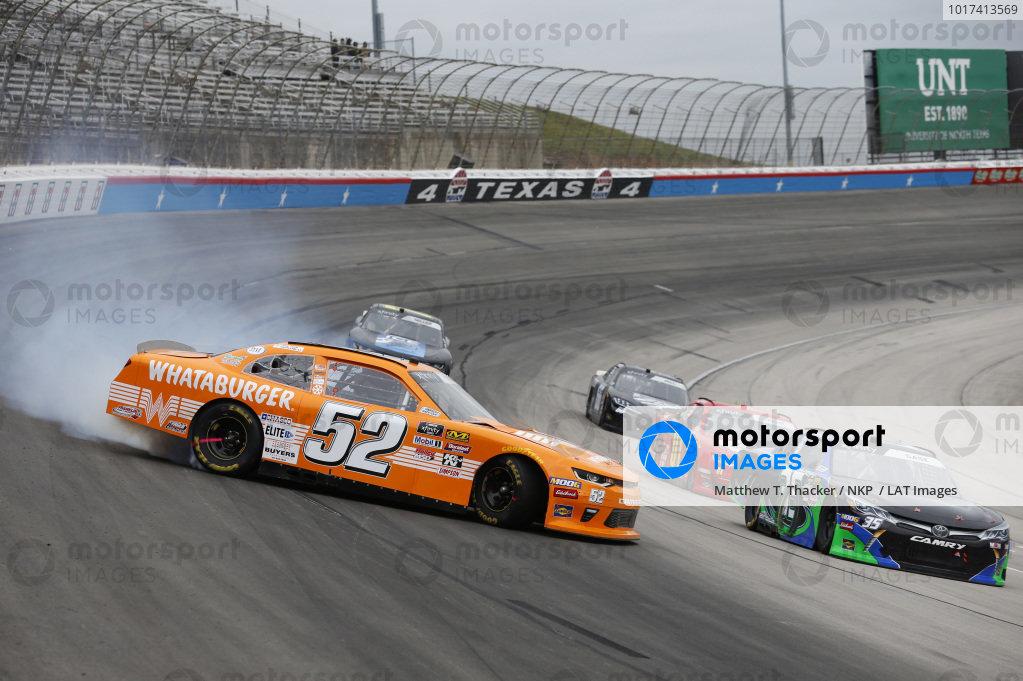 #52: David Starr, Means Motorsports, Chevrolet Camaro Whataburger