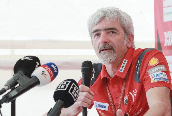 Gigi Dall'Igna, Ducati Team General Manager.