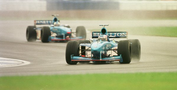 1998 British Grand Prix.