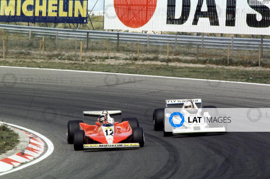 1978 Dutch Grand Prix.
