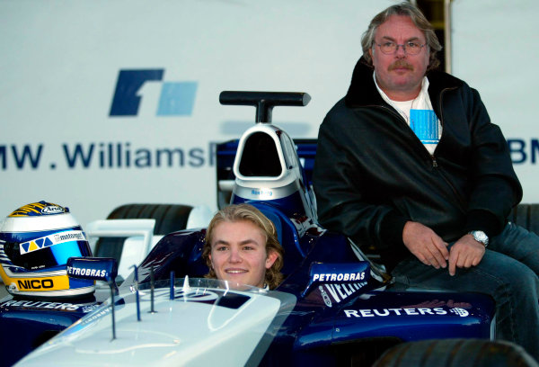 2002 Formula One Testing