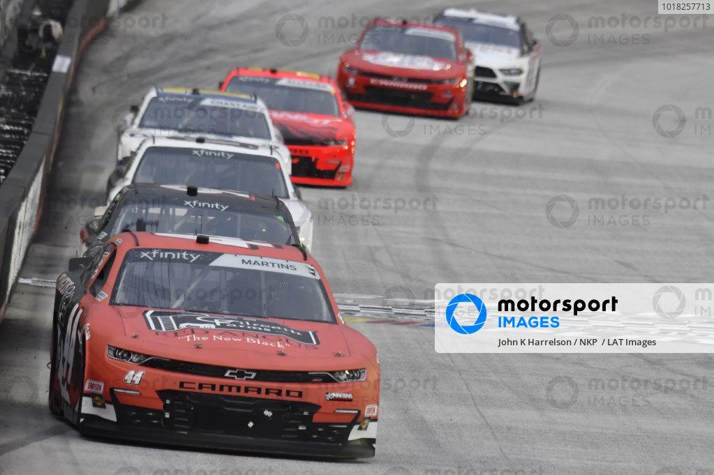 #44: Tommy Joe Martins, Martins Motorsports, Chevrolet Camaro Gilreath Farms Red Angus