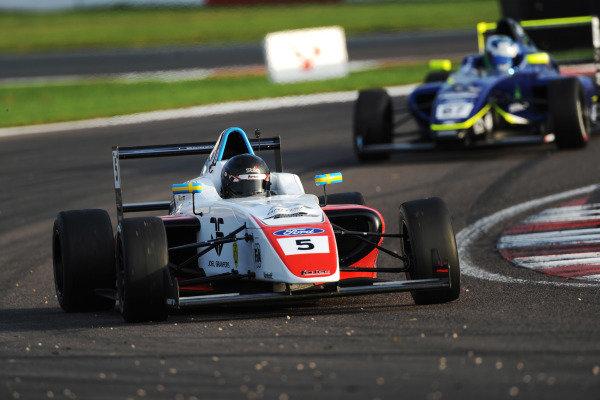 Joel Granfors (SWE) Fortec Motorsports British F4