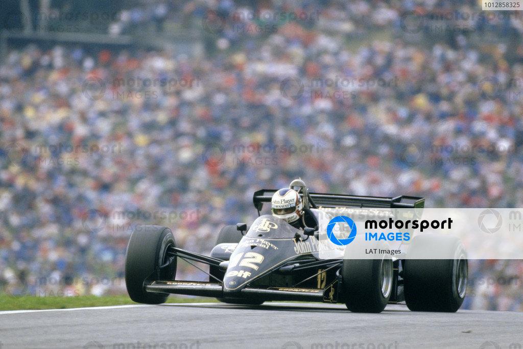 1984 Austrian Grand Prix