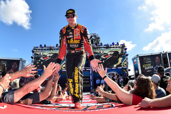 Monster Energy NASCAR Cup Series Ford EcoBoost 400 Homestead-Miami Speedway, Homestead, FL USA Sunday 19 November 2017 Erik Jones, Furniture Row Racing, 5-hour ENERGY Extra Strength Toyota Camry World Copyright: John K Harrelson LAT Images