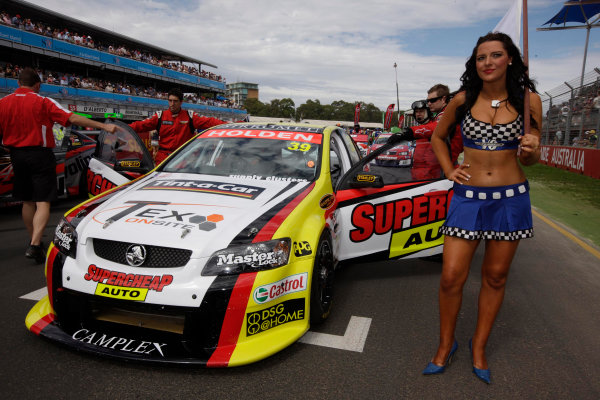 Clipsal 500, Adelaide Street Circuit.Australia. 19th - 22nd March 2009Russell Ingall of Paul Morris Motorsport during the Clipsal 500, event 01 of the Australian V8 Supercar Championship Series at the Adelaide Street Circuit, Adelaide, South Australia, March 21, 2009.World Copyright: Mark Horsburgh/LAT Photographicref: Digital Image V8_Clipsal500_092391