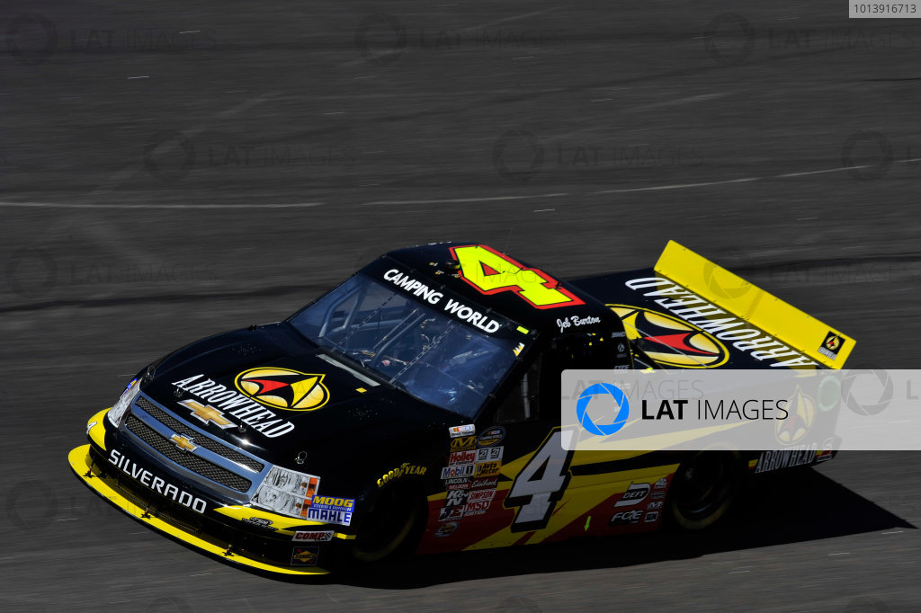 13-14 April, 2013, Rockingham, North Carolina USA Jeb Burton ©2013, Scott R LePage LAT Photo USA