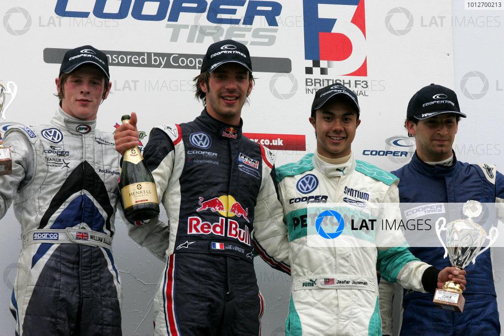 2010 British F3 International Series,
