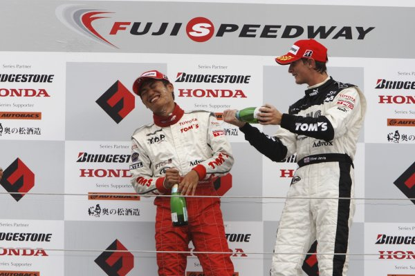 2007 Japanese Formula Three Championship
