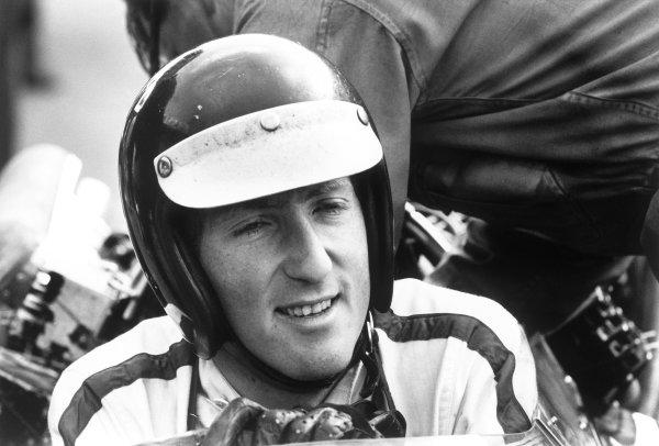 Zandvoort, Holland. 24 July 1966.Jochen Rindt, Cooper T81-Maserati, retired, portrait.World Copyright: LAT Photographic.Ref:  L66 - 517 - 18.