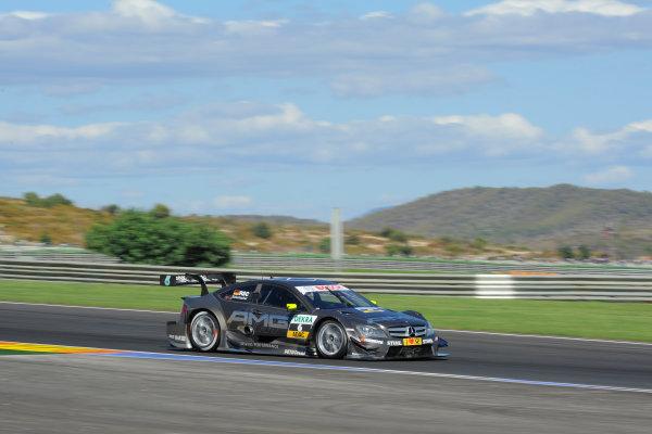 Round 9 - Valencia, Spain28th - 30th September 2012Ralf Schumacher (GER), Team HWA AMG Mercedes, AMG Mercedes C-CoupeWorld Copyright:  XPB Images / LAT Photographicref: Digital Image 2375332_HiRes
