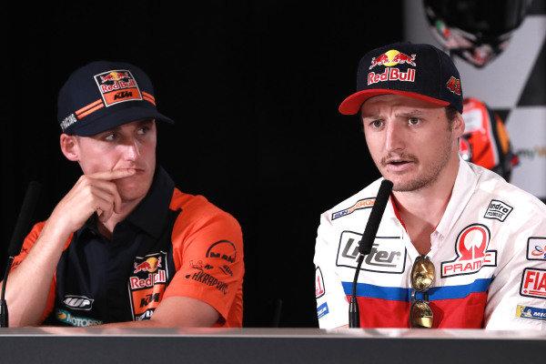 Pol Espargaro, Red Bull KTM Factory Racing, Jack Miller, Pramac Racing