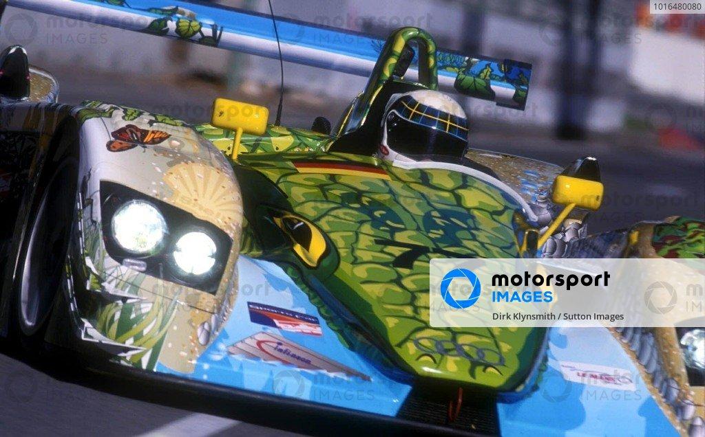 Asia Pacific Le Mans SeriesAdelaide Race of a 1000 YearsAllan McNishAudi R8Australia 30th December 2000