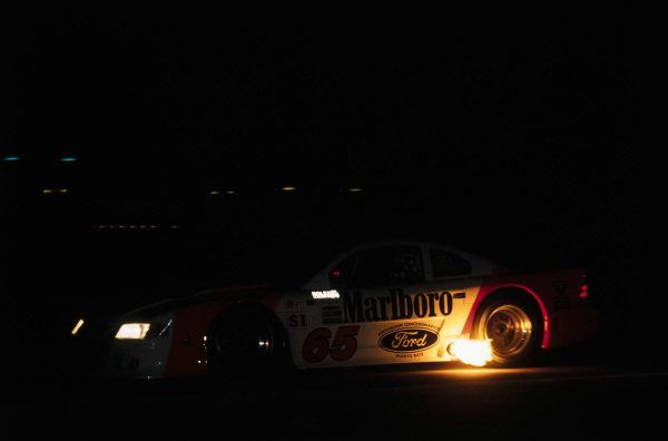 Willy Castro / Rolando Falgueras / Manolo Villa / Biagio Parisi / Alex Rivera, Roush Racing, Ford Mustang.
