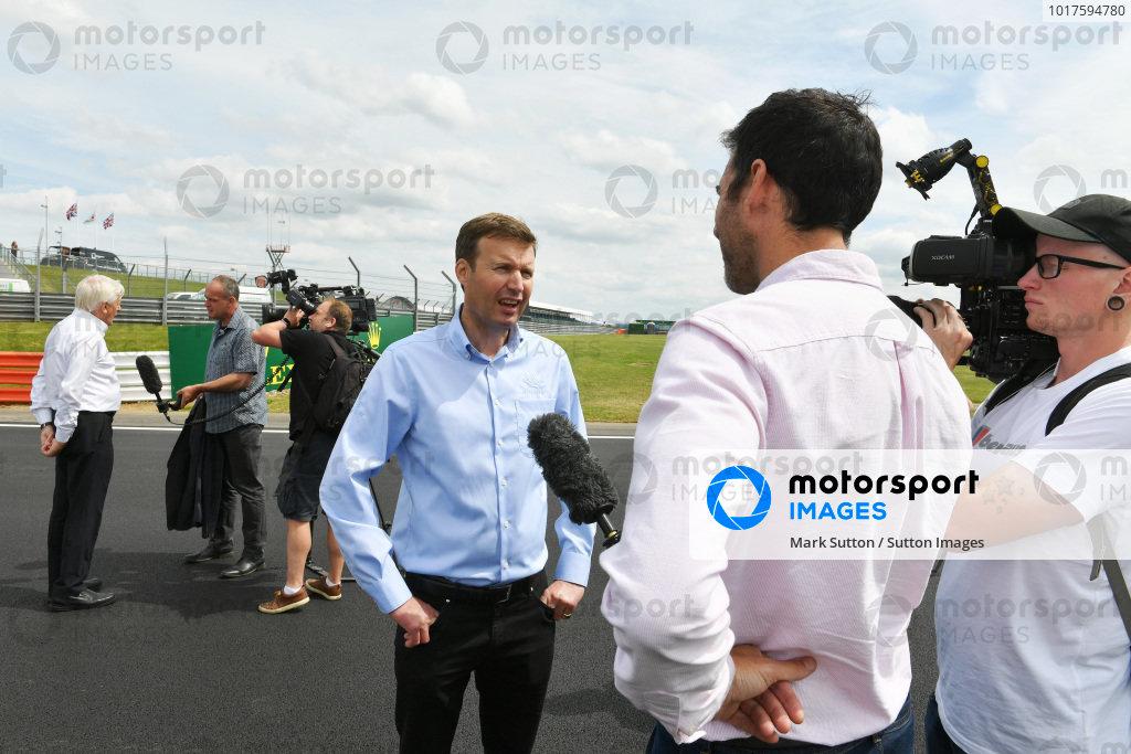 Silverstone Renewal Announcement