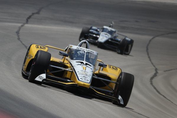 Josef Newgarden, Team Penske Chevrolet, Copyright: Chris Owens - IMS Photo.