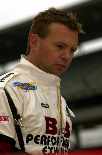 Driver Billy Boat.84th. Indianapolis 500, Indy Racing Northern Light Series, Indianapolis Motor Speedway, Speedway Indiana,USA 28 May,2000 -F Peirce Williams 2000 LAT PHOTOGRAPHIC