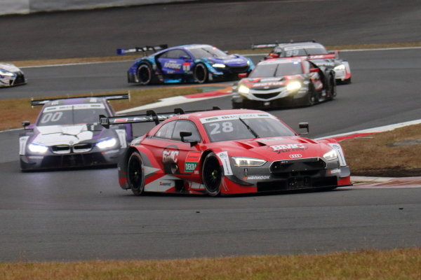Super GT - DTM Dream Race. Loïc Duval, Audi Sport Team  Phoenix, Audi RS5 Turbo DTM, 3rd in race two