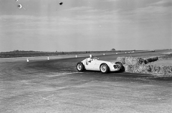 """B.Bira"", Maserati 4CL."