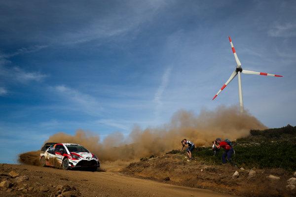 2017 FIA World Rally Championship, Round 07, Rally Italia Sardegna, June 8-11, 2017, Jari Matti Latvala, Toyota, action Worldwide Copyright: McKlein/LAT