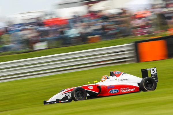 2017 British F4 Championship,  Snetterton. 29th-30th July 2017, Oliver York (GBR) Fortec Motorsports British F4 World copyright. JEP/LAT Photographic