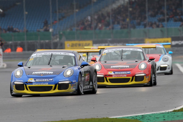 2017 Porsche Carrera Cup, Silverstone, Northants, UK. 16th-17th September 2017 xxxxxxxxxxxxxxxxxxxxxxxxxx World copyright. JEP/LAT Images