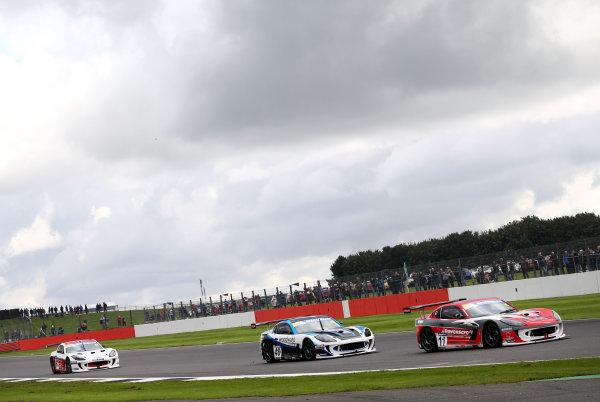 2017 Ginetta GT4 Championship, Silverstone, Northants, UK. 16th-17th September 2017 xxxxxxxxxxxxxxxxxxxxxxxxxx World copyright. JEP/LAT Images