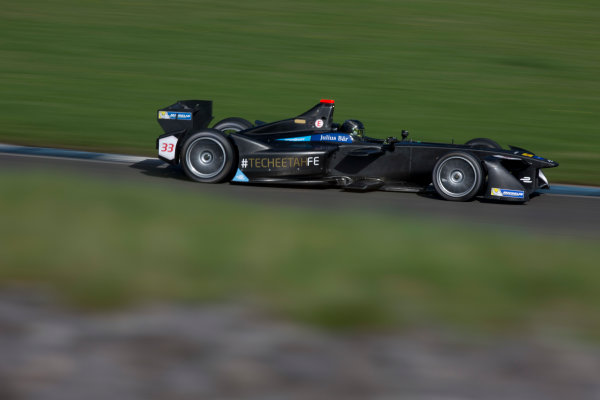 FIA Formula E Second Pre-Season Testing Event.