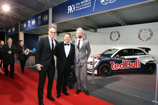 2016 FIA Prize Giving Vienna, Austria Friday 2nd December 2016 Photo: Copyright Free FOR EDITORIAL USE ONLY. Mandatory Credit: FIA ref: 30570238793_4d1d001e2f_o