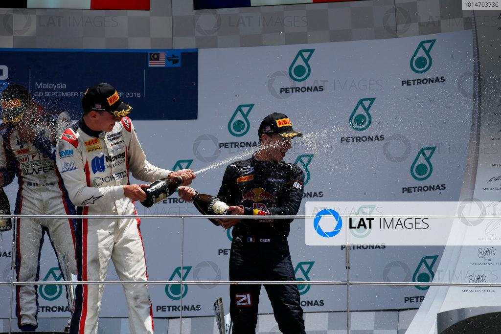 GP2 Round 10 - Sepang, Malaysia